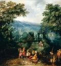 VINCKBOONS David Extensive Landscape