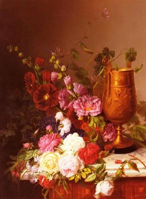 Sartorius Virginie de Arranging The Bouquet