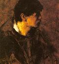 Vollon Antoine Portrait Of A Man