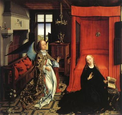 The Annunciation EUR