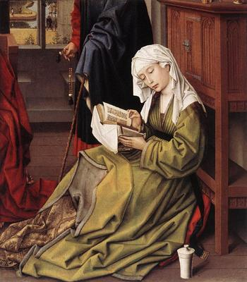 The magdalen reading EUR
