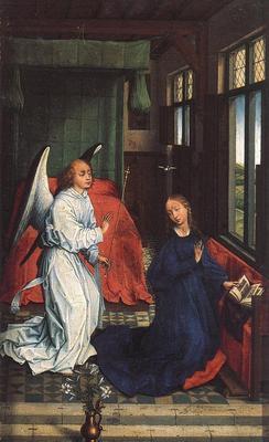 Weyden Annunciation undated