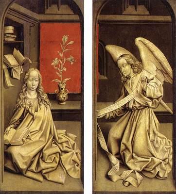 Weyden Bladelin Triptych exterior