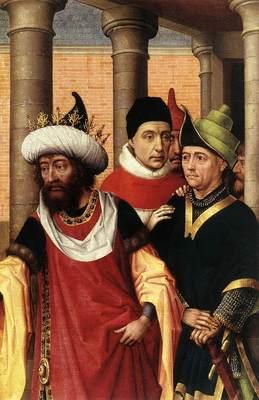 Weyden Group of Men