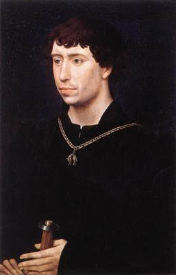 weyden portrait of charles the bold c