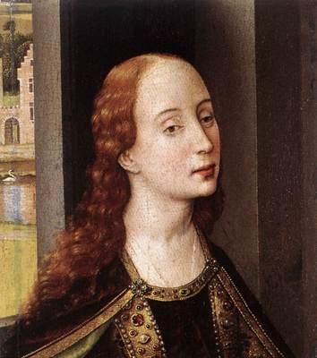 Weyden St Catherine