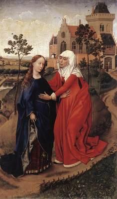 Weyden Visitation c1445