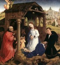 Weyden Bladelin Triptych central panel