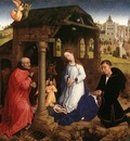 Weyden Bladelin Triptych