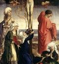 Weyden Crucifixion 1440s