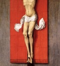 Weyden Crucifixion Diptych right panel