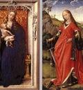 Weyden Diptych c1440