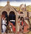 Weyden Dream of Pope Sergius