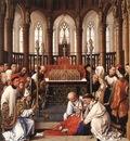 Weyden Exhumation of St Hubert