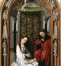 Weyden Miraflores Altarpiece left panel