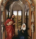 Weyden Miraflores Altarpiece right panel