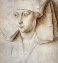 Weyden Portrait of a Young Woman c1440