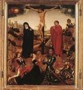 Weyden Sforza Triptych