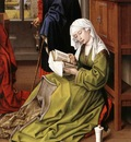 Weyden The Magdalene Reading