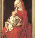 Weyden Virgin and Child Duran Madonna