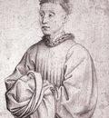 Weyden Young Man 1430s