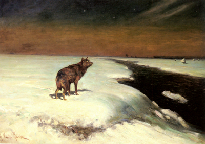 Wierusz Kowalski Alfred The Wolf