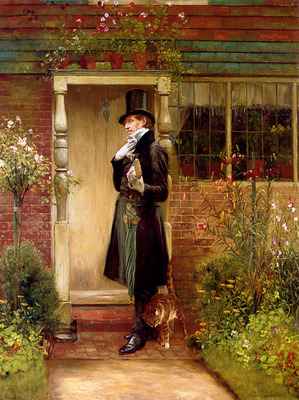 Sadler Walter Dendy The Suitor