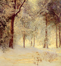 Palmer Walter Launt Sunshine After Snowstorm