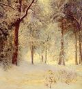Palmer Walter Launt Sunshine After Snowstorm
