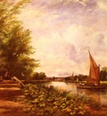 Watts Frederick Waters The Riverbank