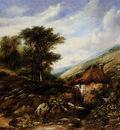 Watts Frederick William The Mill Stream