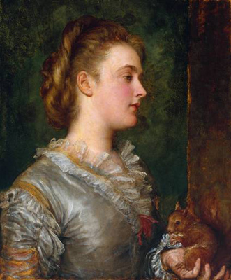 Watts George Frederick Dorothy Tennant Later Lady Stanley