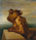 watts george frederick the minotaur