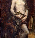 Watts George Frederick The Temptation of Eve