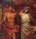 watts george frederick time death and judgement