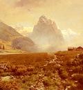 Waugh Frederick Judd The Swiss Alps