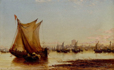 Webb James On The Coast Of Holland