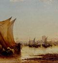 Webb James On The Coast Of Holland