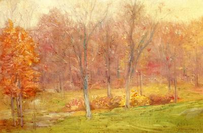 Weir Julian Alden Autumn Rain