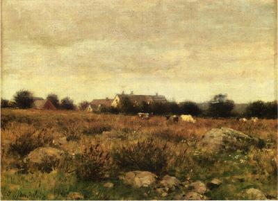 Weir Julian Alden Houses in Pasture