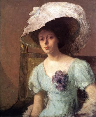 Weir Julian Alden The Blue Gown