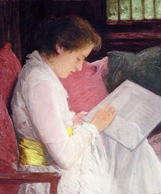 Weir Julian Alden The Lace Maker