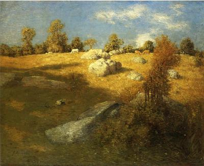 Weir Julian Alden Upland Pasture