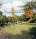 Weir Julian Alden Autumn Days