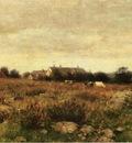 Weir Julian Alden Houses in Pasture