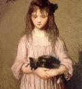 Weir Julian Alden Little Lizie Lynch