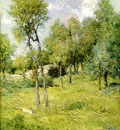 Weir Julian Alden Midsummer Landscape