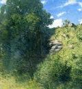 Weir Julian Alden Ravine near Branchville