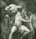 West Benjamin Thetis Bringing the Armor to Achilles