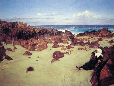 The Coast of Brittany